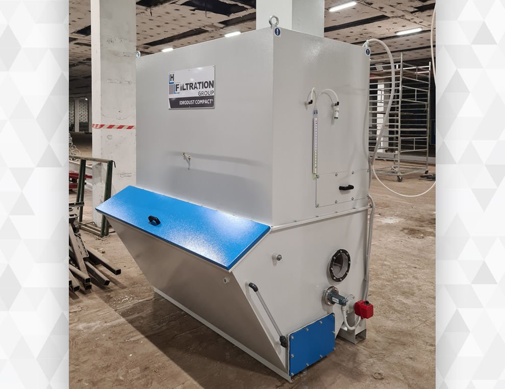 HFiltration Introdust Compact